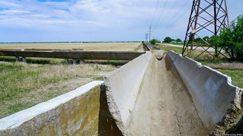 Правительство привлекло МО РФ для решения вопроса водоснабжения Крыма
