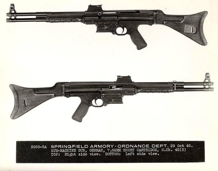 Чешское оружие: оригинальное и прошедшее долгий исторический путь. Часть 1