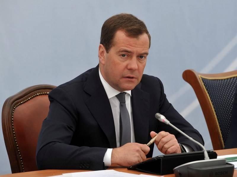 Медведев: Усиление санкционного давления означает экономическую войну