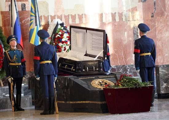Выплаты на погребение силовиков проиндексируют
