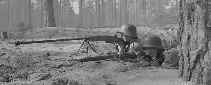 Вооружение. Противотанковые средства немецкой пехоты (часть 1)