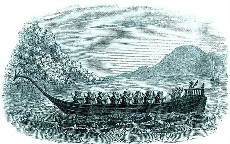 Убыхи. Часть 1. Пираты Чёрного моря