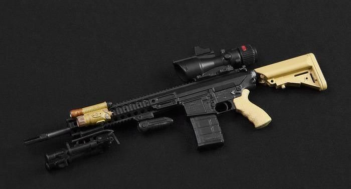 Оружие. L129A1: «Томми Аткинс» становится марксманом