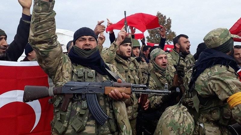 Американская разведка заподозрила Анкару в связях с террористами в Сирии