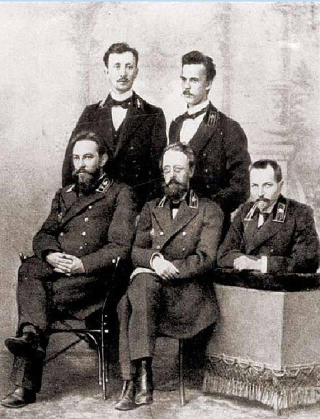 Каста горных инженеров Российской империи