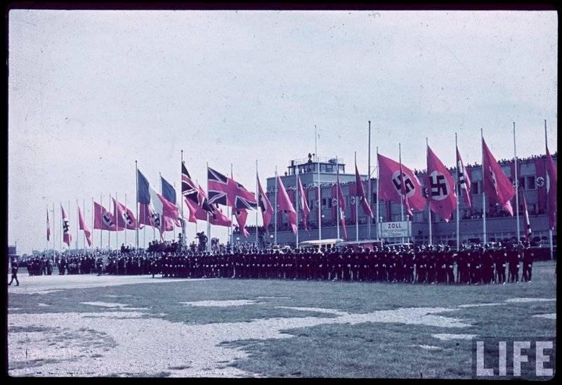 第二次世界大戦のための戦い(終了)
