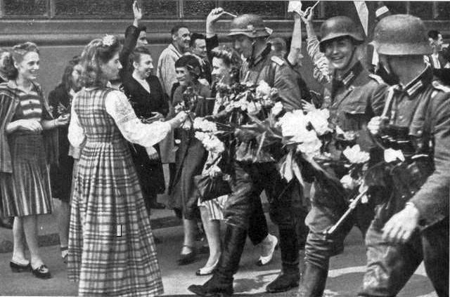 История. Как появились латыши, эстонцы и литовцы