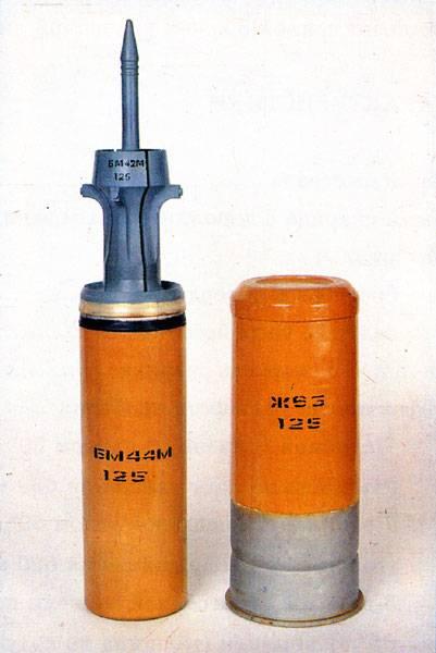 Вооружение. Подкалиберные снаряды настоящего и будущего