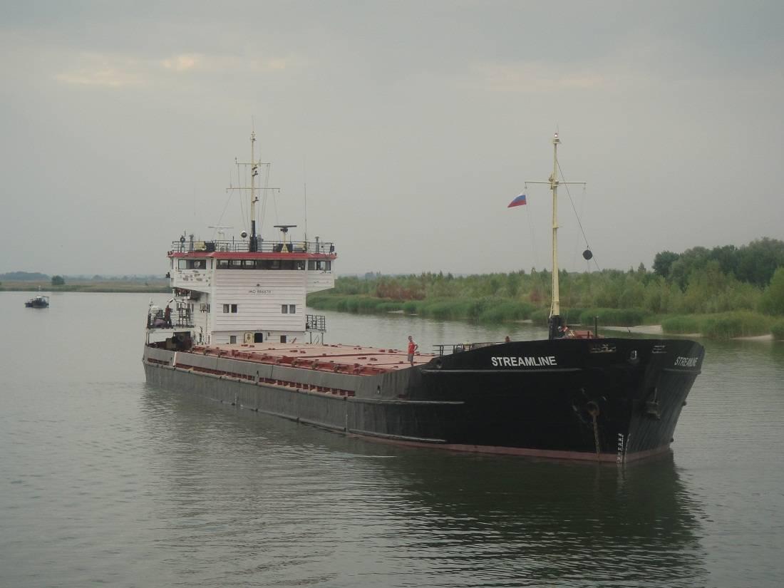 Генконсульство поведало обаресте судна сроссийскими моряками вТурции