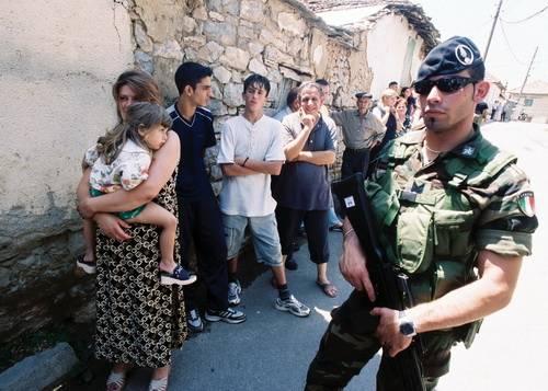 """Расчленение и этнические чистки - прогнозируемый результат """"размежевания Косово"""""""