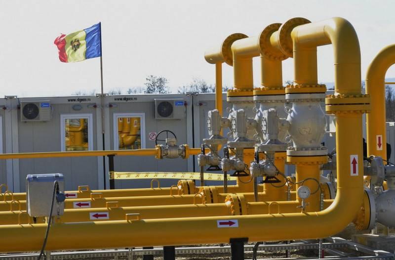 Будем покупать румынский. Молдавия отказывается от российского газа