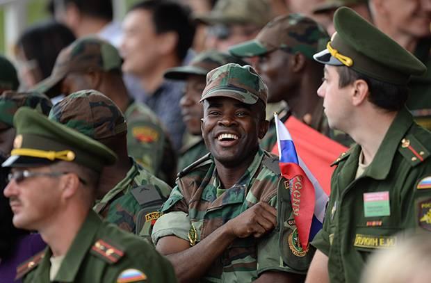 Африканский плацдарм России – оружие, уважение и выращенные СССР кадры