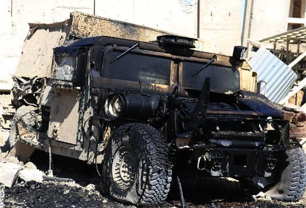 Бой в центре Кабула. Атакован президентский дворец