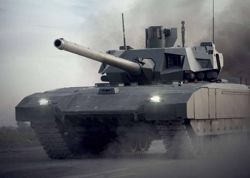 """Ждем решения. УВЗ готов создать танк на платформе """"Армата"""" с 152-мм орудием"""