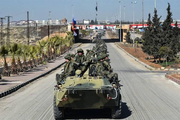 Сколько военнослужащих ВС РФ приобрели боевой опыт в Сирии? МО РФ сообщило