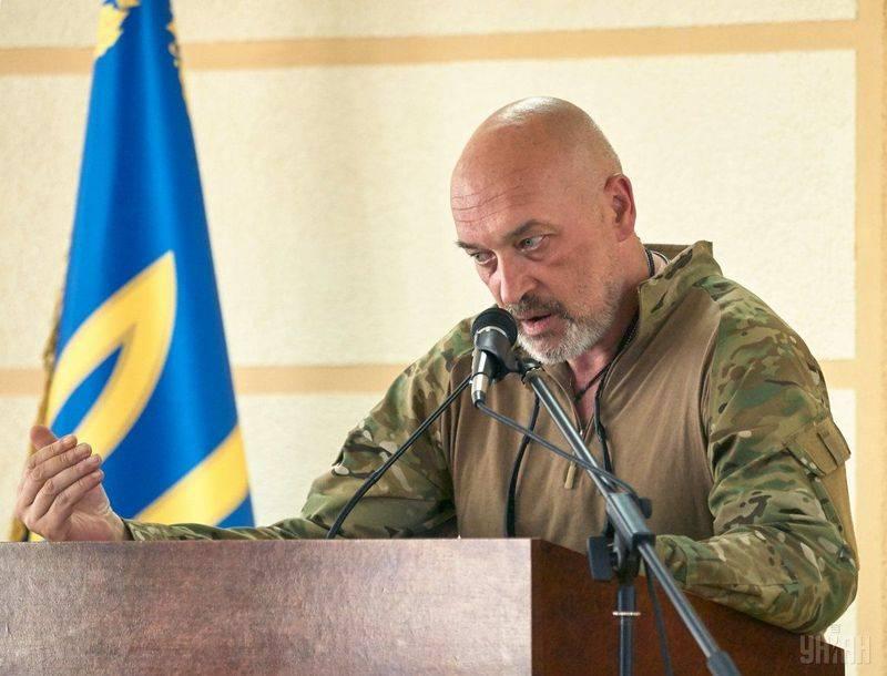 Тука: После выборов могут восстать некоторые регионы Украины