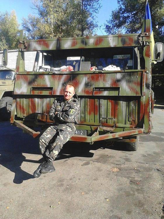 «Шушпанцеры» Украины. Часть 2