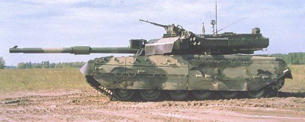 Танки. Почему о танке «Ятаган» вспомнили спустя почти 20 лет
