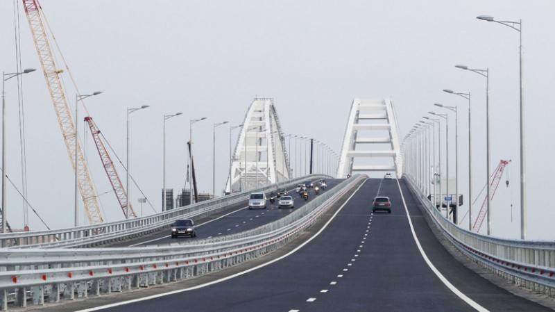 Украинский депутат призвал «союзников наКавказе» посодействовать  убить  Крымский мост