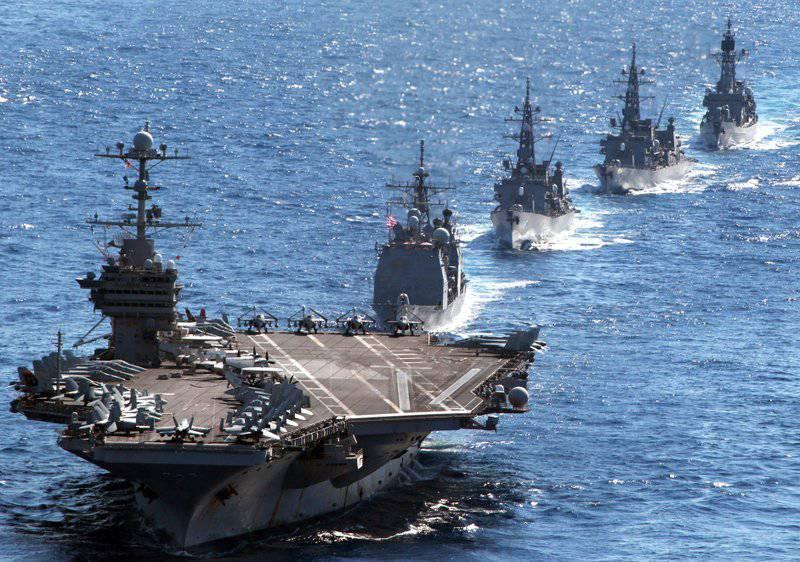 """Атлантика без русских! """"Возрожденный"""" 2-ой флот США вышел в море"""