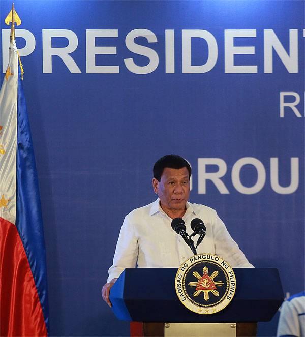 Президент Филиппин - США: Да оставьте себе свои F-16