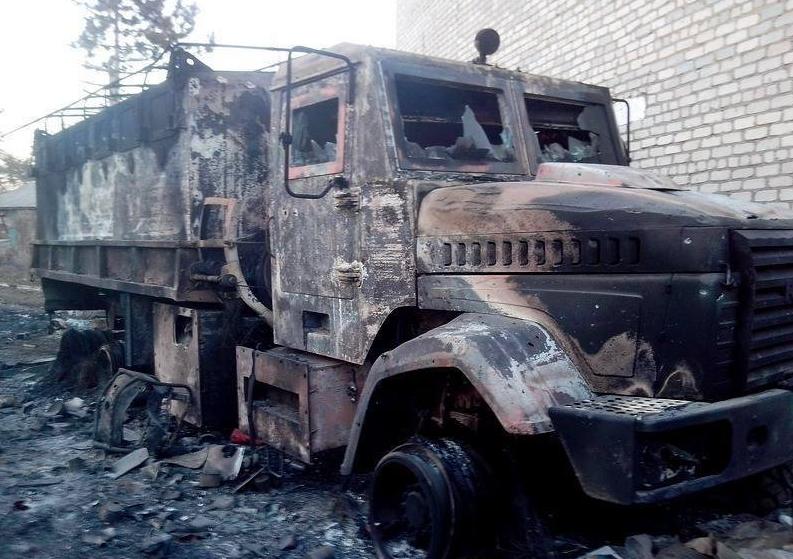 """乌克兰的""""Shushpantsery""""。 4的一部分。 KrAZ车辆"""