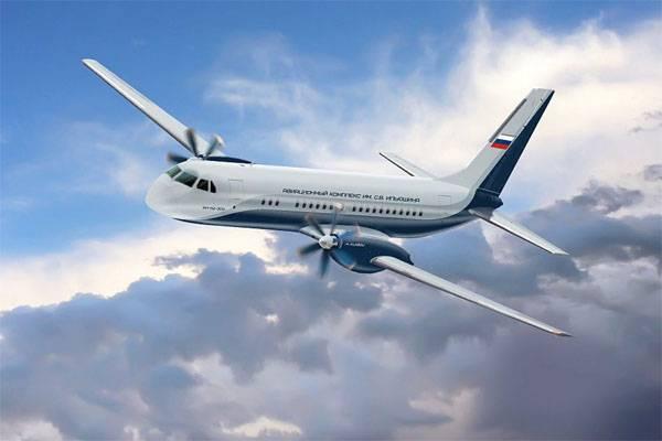 Ил-114-300 предложено превратить и в самолёт РЭБ