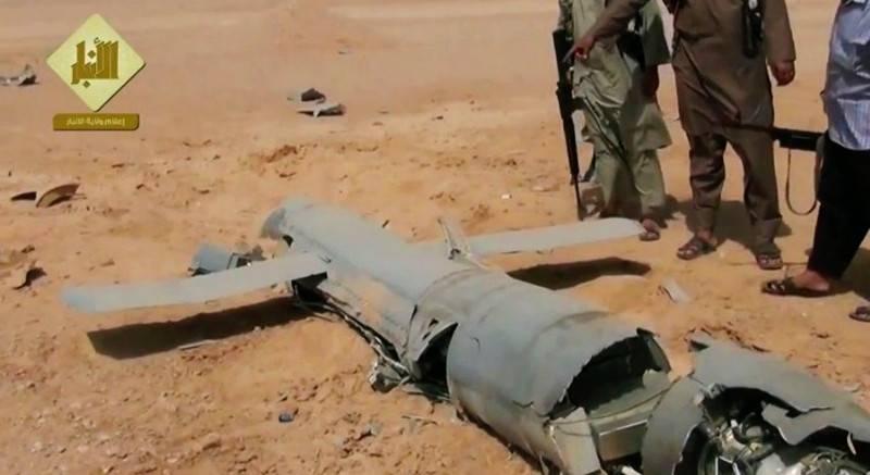 Американо – джихадистский альянс готовится к контратаке в Сирии