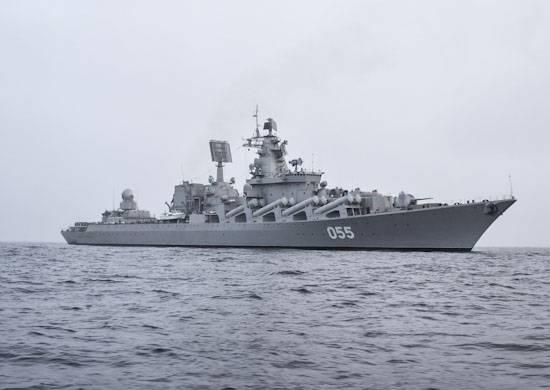 ВСредиземном море пройдёт масштабное учение группировки сил ВМФ иВКС