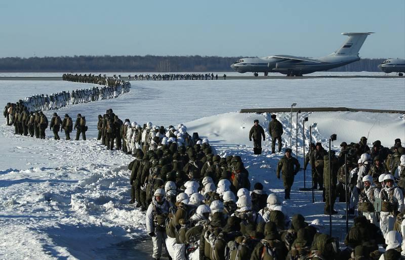 Российские ВДВ: на грани возможного