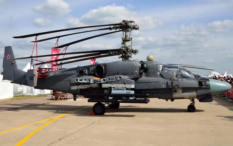 Вертолёты. Новый и обновлённый вертолетный парк морской авиации