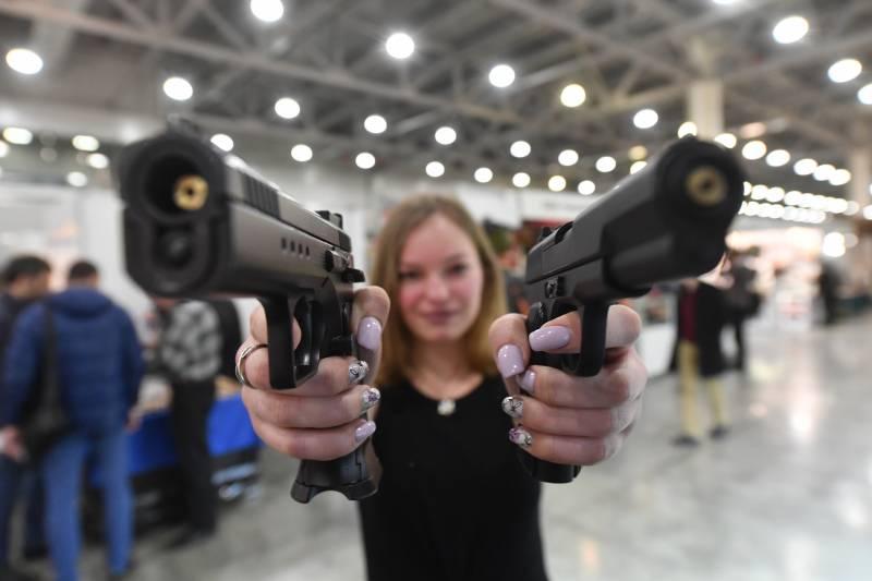 Вооружённая самозащита. Не опять, а снова