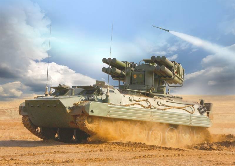 ВДВ. БМД-4М как основа для семейства техники