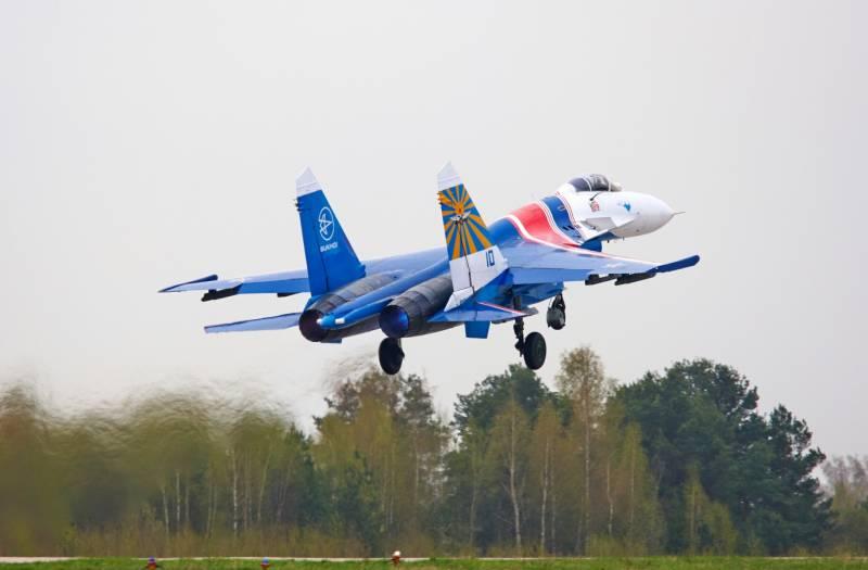 12 августа в России отмечается День Военно-воздушных сил (День ВВС)