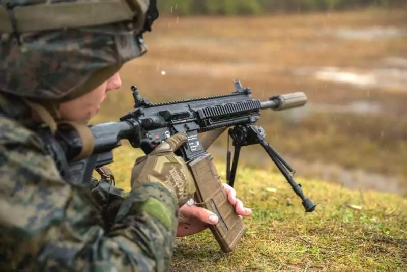 Вооружение. Стрелковое оружие: довести до автоматизма