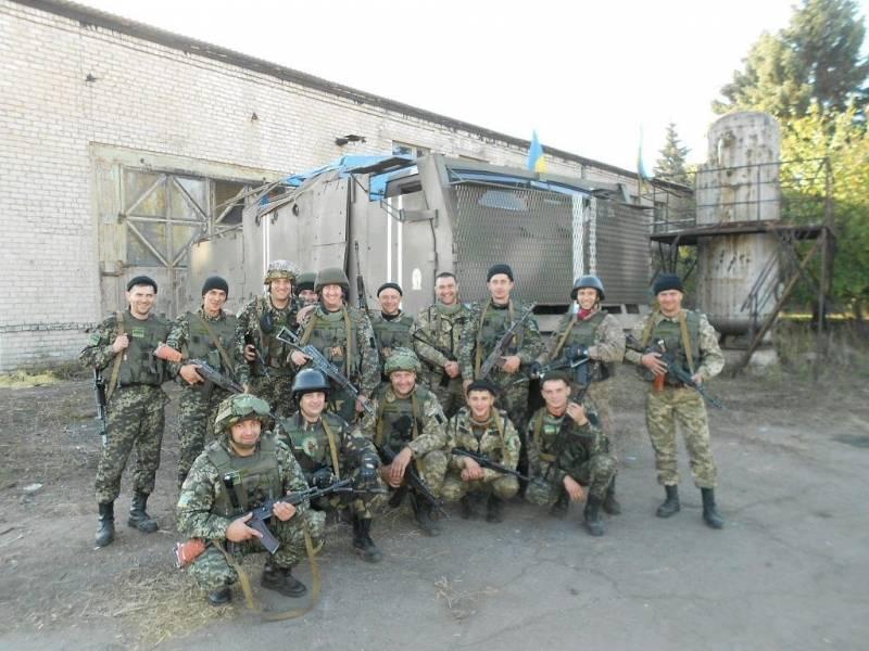 Украинские «Шушпанцеры» . Часть 1.