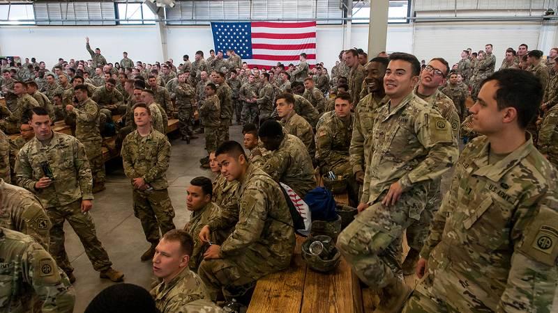 You are in army now… Армия вероятного противника «изнутри». Часть первая