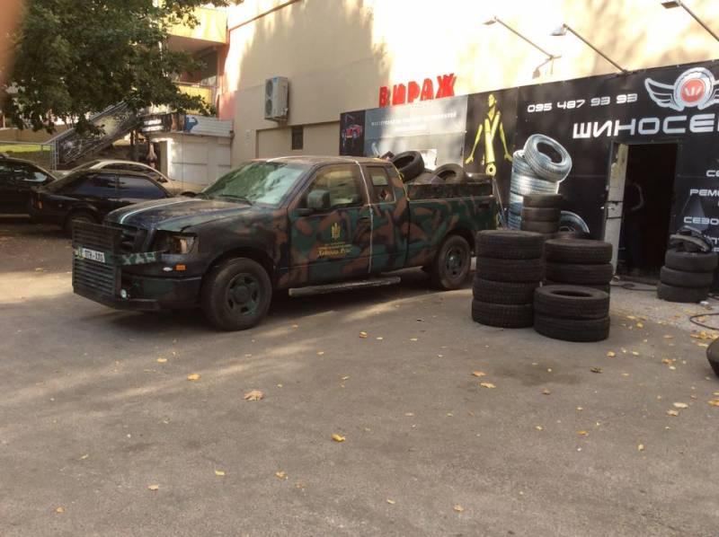 «Шушпанцеры» Украины. Часть 3