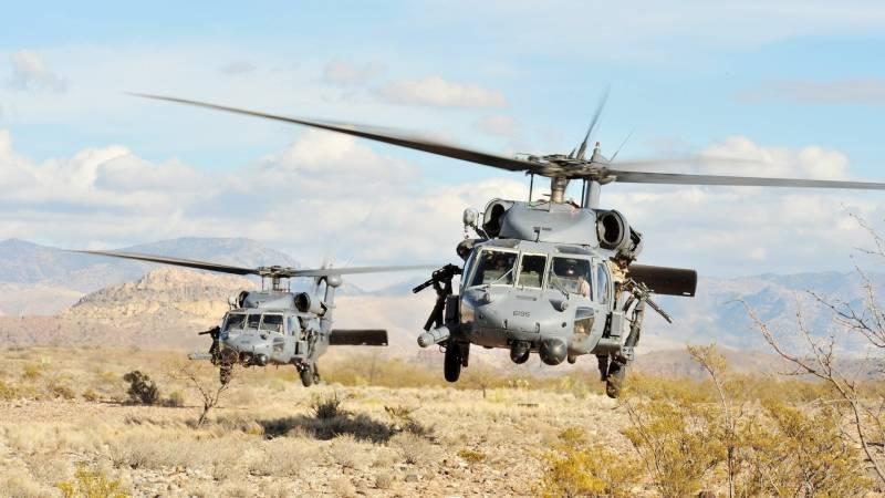 Вертолетная боевая машина десанта для ВДВ