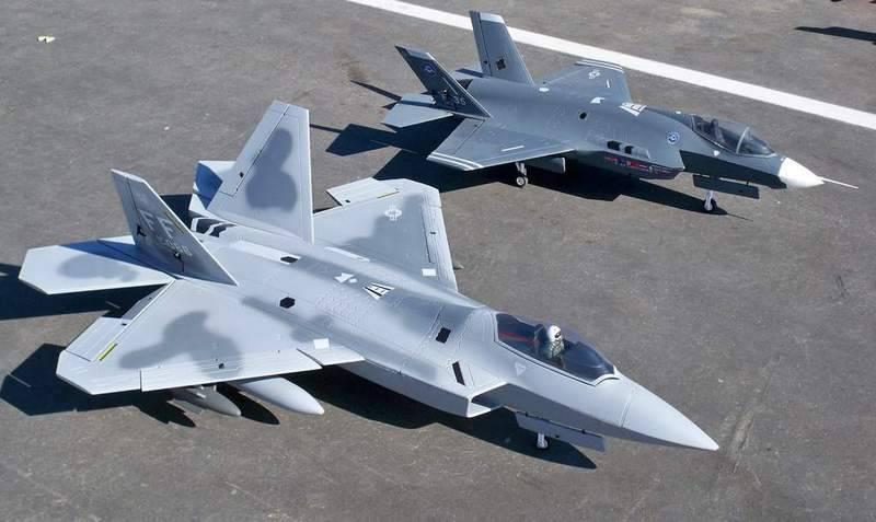ВСША разработали специальный истребитель для борьбы сРоссией