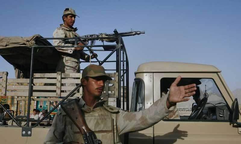 Спецоперация на ирано-пакистанской границе
