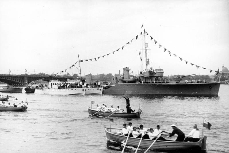 Советские сторожевые корабли типа «Ураган»