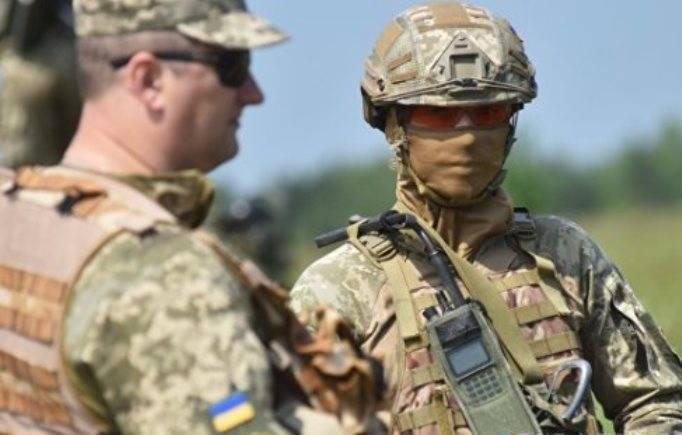 В Донбасс прибыли иностранные военные. Планируют наступление?