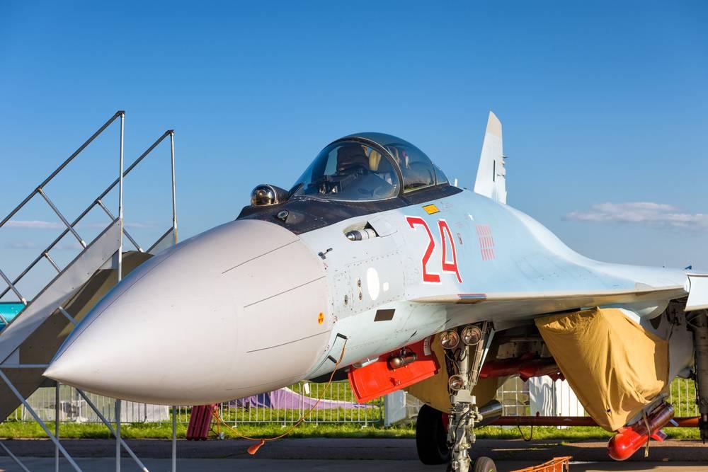 Истребитель Су-35 стал ночным кошмаром для ВВС США— Американские СМИ