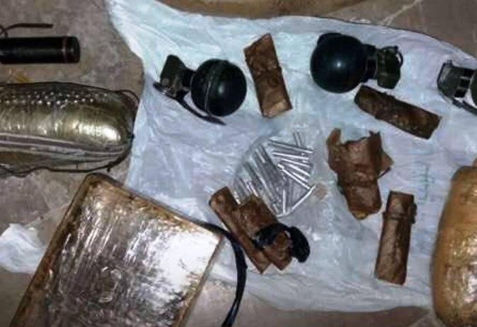 Убоевиков вСирии отыскали швейцарские гранаты