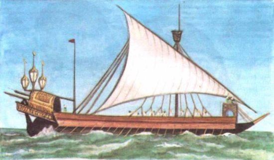 Генуэзцы. Пираты Чёрного моря. Часть 2