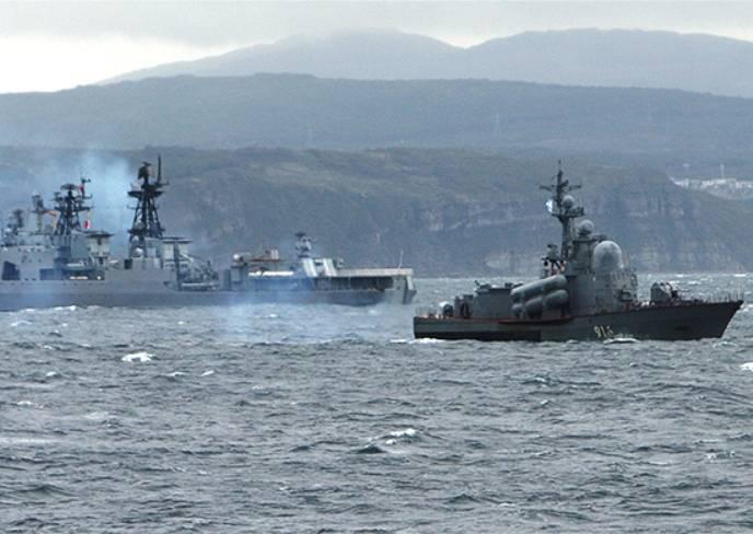 Токио встревожено: через пролив Лаперуза прошло рекордное число кораблей РФ