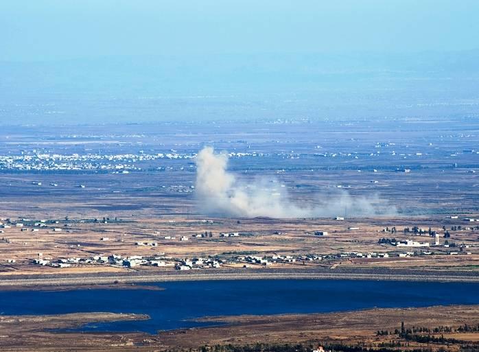 Ситуация в Сирии. Западная коалиция возобновили удары по Дейр-эз-Зору