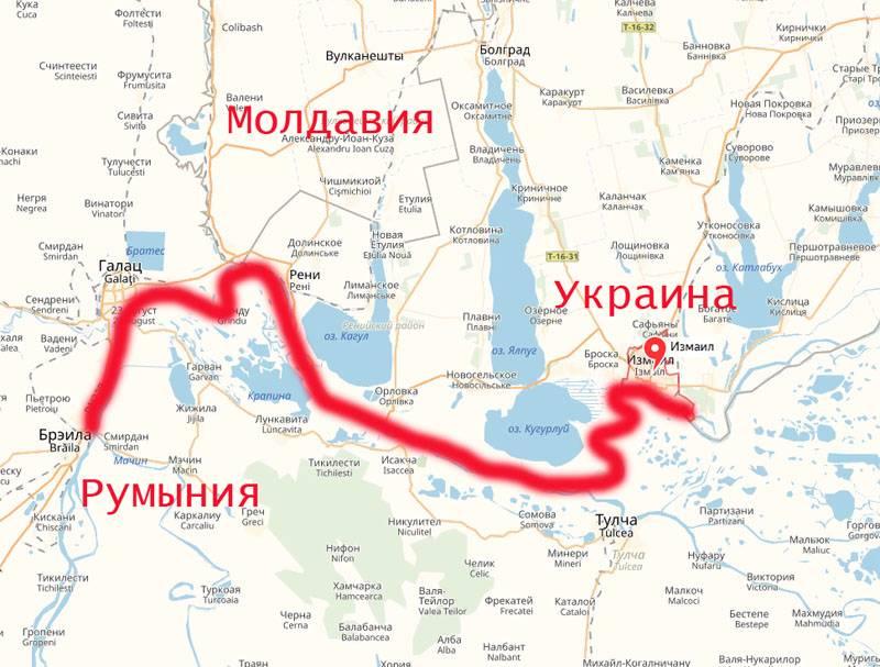 """Украина и Румыния начали """"военно-речные"""" учения на Дунае"""