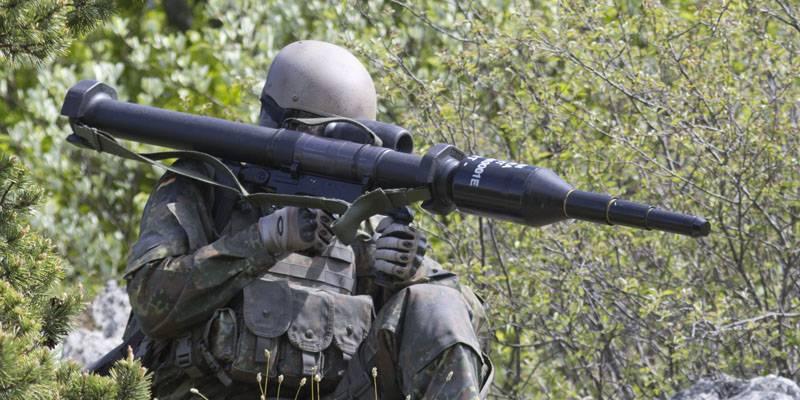 Противотанковые средства немецкой пехоты (часть 4)